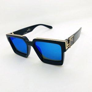 millionaire sunglasses for man Top Quality Luxury mens designer glasses HD lens UV400 hot brand Factory direct sales eyeglasses Brass lettering AAAAA eyeglass