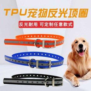 Leashespet Products TPU Светоотражающие GPS Обучение Светящиеся бегущие ошейники собак Поводки Hollow1Qrx