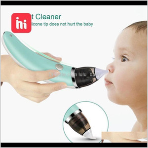 Aspirators Kid Nasal Aspirator Electric Born Baby Sucker Cleaner Sniffling Equipment Safe Hygienic Nose Aspiratorr Lj201026 2Hziz Gkmoh