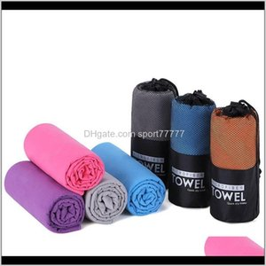 Er-Ups Equipment & Outdoors Drop Delivery 2021 Quick Drying Towel Traveling Outdoor Gym Cold Sensation Fitness Yoga Rapid Cooling Sports Swim