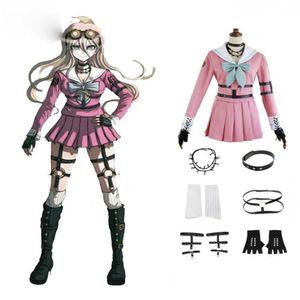 Danganronpa V3: Killing Harmony Iruma Miu Uniform Halloween Christmas Anime custom made Cosplay Costume