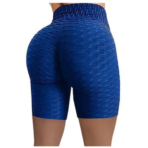 Women Fitness Shorts Running Sportswear Outdoor Seamless Joggers Athletic Gym Compression High Waist Camo Biker Women's