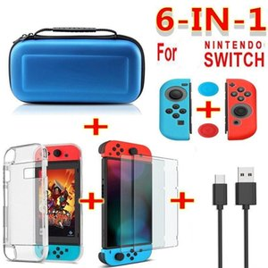 Game Console Case Portable Carrying Storage Protect Bag Hard Shell Pouch for Nintendos Switch Handheld Cover