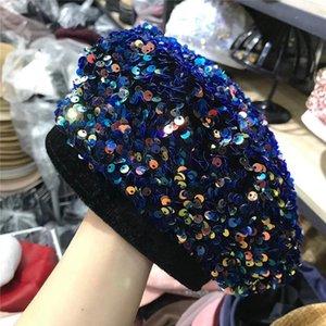Femme Femme Fun Fun Sequins Shimmer Stretch Beret Bonnet Bonnet Dames Saisiguez les bérets brillants à la main