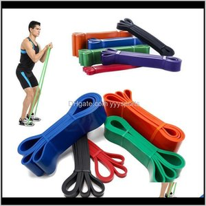 Unisex Fitness 208Cm Rubber Resistance Bands Yoga Band Pilates Elastic Loop Crossfit Expander Strength Gym Exercise Equipment Uyasg 2Mkes