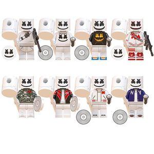 Mini Minifig Brick Building Blocks Gift Toys Children