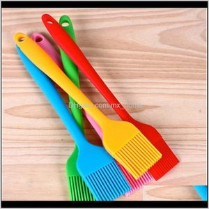 1Pcs Sile Bbq Oil Basting Brush Diy Cake Bread Butter Baking Brushes Kitchen Cooking Barbecue Accessories B Qylgvp 4Cgpp Hdinr