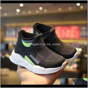 Baby, & Maternity Drop Delivery 2021 Kids Boys Girls Toddlers Sneakers Children Casual Sport Soft Sock Design Shoes Running Sports 21-30 2012