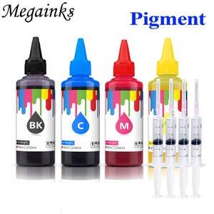 Ink Refill Kits 4x100ml 962xl Pigment For L OfficeJet Pro 9010 9012 9013 9014 9015 9016 9018 9019 9020 9022 9023