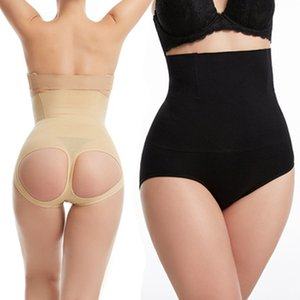 Slimming Body Shaper Trainer Bodysuit Women Push Up Butt Lifter Strap Waist Cincher Tummy Control Panties Shapewear