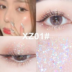 Eye Shadow Liquid Eyeshadow Glitter Shimmer Eyeliner Lying Silkworm High-gloss Cosmetic Easy To Wear Waterproof Natural Makeup