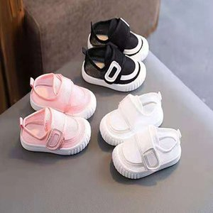 First Walkers Summer kindergarten net 1-3 years old children boy and girl baby soft soles non-slip walking shoes DH021