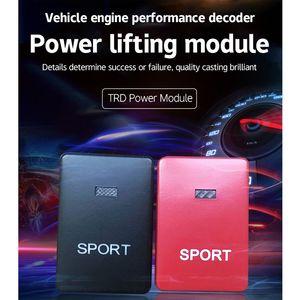 Powers improvement module of automobile engine power performance decoder