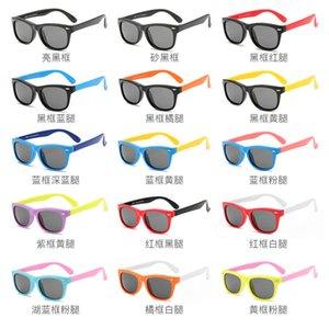 P802 Polarized Memory Silicone 2140M Nail детские солнцезащитные очки