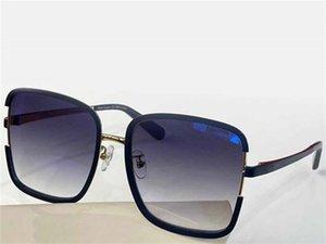 Summer Sunglasses For Women style 301S Anti-Ultraviolet Retro Plate Metal Plank Full Frame Special design Eyeglasses Random Box