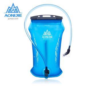 SD52 Hydration Pack Water Reservoir Water Bladder Storage Bag BPA Free Hiking Running Hydration Vest Backpack 1.5L 2L