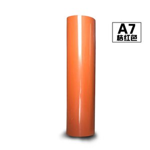 30cmx100cm PVC 열전달 비닐 열 프레스 기계 T 셔츠 다리미 HTV 인쇄 600 R2