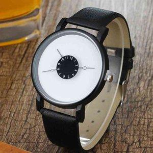 Любители пояса студенты личности Открытый спортивный кварцевые часы заклинание больше