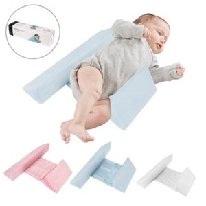 Born Baby Shaping Styling Pillow Anti-rollover Side Sleeping Triangle Infant Positioning For 0-6 Months Pillows