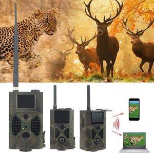 Jagdkameras Skatolly HC 300M digitale Infrarotkamera 940NM MMS GPRS 12M Trail Video 1080p PO Traps Nachtsicht Wildlife