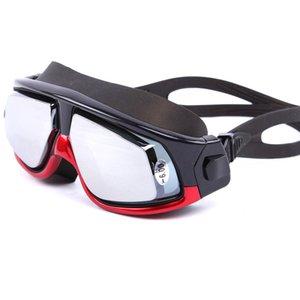 Anti Fog UV Protection Diopter Swimming Waterproof Adult Swim Goggles men women swimming Glasses in pool glasses Eyewear