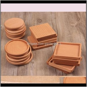 Other Table Decoration & Accessories Environmentally Mat Bowl Pad Coffee Tea Cup Mats Dinner Plates Kitchen Home Bar Tools High Qualit Xaqlr