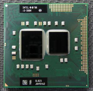 I3 380m Dual Core 2.53GHz L3 3M PGA 988 CPU Processor works on HM55