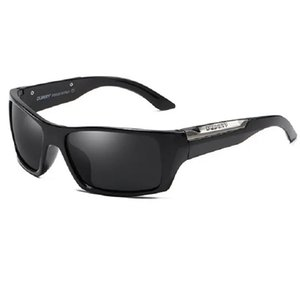 DUBERY D186 Polarized Glasses Anti-UV Bike Bicycle Cycling Outdoor Sport Sunglasses with Zippered Box