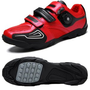 Ultime scarpe da bicicletta da uomo per gli uomini Bike Sport Professionale Outdoor Ultra Light 36-48 Dimensioni Calzature per ciclismo