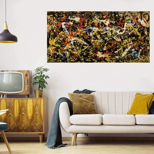 Convergence Huge Oil Painting On Canvas Home Decor HD-Print Wall Art Pictures Customization is acceptable 21062226