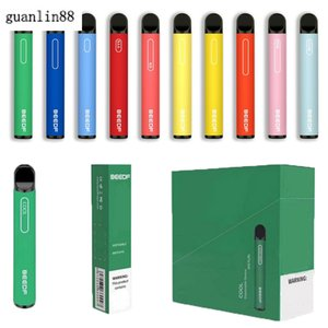 100% Original Beedf Disposable Pod 3ml 800 Puff 550mAh Vape Pen Cartridge Powerful Battery Vape Empty Pen