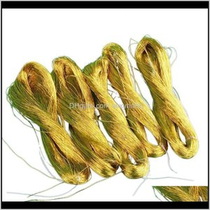 غزل أزياء الذهب sier الحبل للملابس شنق الباروكة tag stringjewelry النتائج موضوع diy الحرفية الخرز حبل 0M 100mlot h9u6d jdi8i