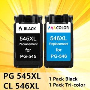 Ink Cartridges 545 546 Catridge Black For Canon IP2850 MG2950 MX495 MG 2850 2950 MX 495 Cartridge Pixma Printer PG Ip545