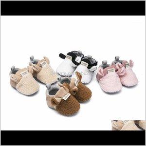 Walkers Baby, Kids MaternityBaby Niño Niño Primavera Otoño 0-1 años de edad Zapatillas para caminar Nacidos Infantil Zapatillas de deporte ocasionales SOFT SOFT SOLED FIRST WALKERS1 D