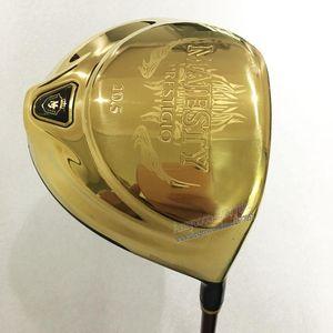 Полный комплект клубов Cooyute Golf Majesty Prestigio 9 Графитовый вал драйвера и подголовник