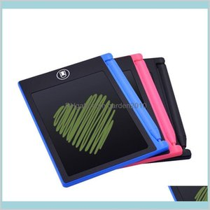 Refills Writing Supplies Office & School Business Industrial 4Dot4 Inch Lcd Tablet Digital Graphic Electronic Handwriting Drawing Pad