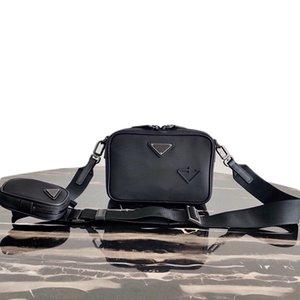 Unisex messenger bag shoulder bags small wallet designer backpack high-quality nylon leather handbag coin purse