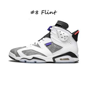 umpman fashion 6 6s Men Basketball shoes Flint Olympic Golden Reflections of Champion Travis Scotts White infrared sports sneakers 15GGSF
