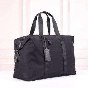 Wholesale New Men's Travel Bag Oxford Cloth Waterproof Handbag Fashion Classic Large Capacity Luggage Bag Travel Fitness Sports Storage Bag dicky0750