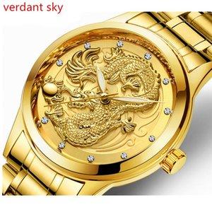 Наручные часы Мода Мужские Часы Роскошный Спортивный Кварц 30 м Водонепроницаемый Нержавеющая Сталь Дата Relojes Авто Группа