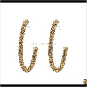 Moda Ins Circular Designer Circular Brincos de Ouro Geométrico para Mulheres Meninas Cobre Diamante Zircônia 5nhjq FTV5s