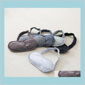 Other Bedding Supplies Home Textiles & Garden Sleep Mask Lightweight And Comfortable Super Soft Adjustable 3D Contoured Eye Masks Shif
