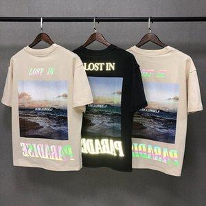 2021 New Reflective Askyurself t Shirt Men Women 1:1 High-quality Vintage Top designer Tee T-shirt Clothing Harajuku su_yrshuangsushuangsu