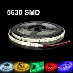 Strips 50M SMD5630 LED Strip Light 60Leds m DC12V Tape Ribbon Diode Flexible Waterproof