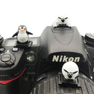 Lens Caps 3D Cartoon Camera Shoe Cover For Leica