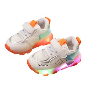 Athletic Kids Shoes Trainers Canvas Baby Boy Child D284