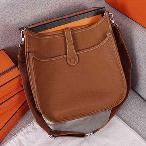 70% на выходе на выходе онлайн прибытие натуральная кожа женская мода дизайн сумки сплошной цвет оболочки мягкий кожаный плечевой мессенджер