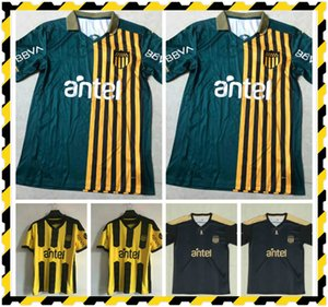 Club Atletico Penarol Soccer Jerseys الرجعية 2021 Uruguay Lucas نسخة خاصة Viried تذكارية الطبعة كرة القدم قمصان خمر