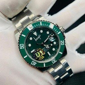 Limited Sale Men's Automate U1 заводские керамические стекла сапфировые стекла Светодиодные игольчатые Спортивные роскоши Роскошные зеленые подсчитывающие наручные часы