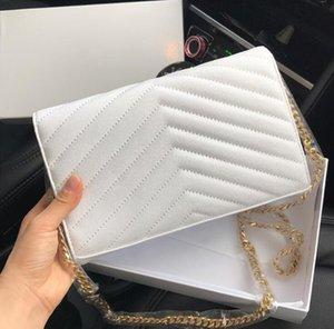 Genuine Leather women shoulder messenger bag caviar lambskin real Handbag Purse